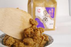 合わせ味噌の麹